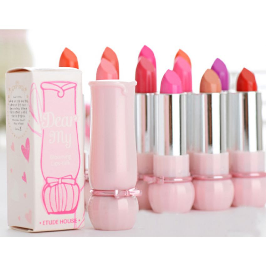 Pack of 10 Etude Lipsticks