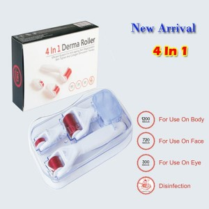 4 in 1 Derma Roller in Pakistan