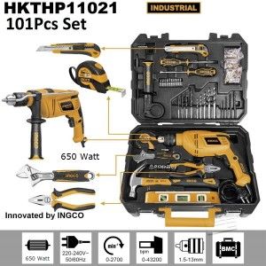 Impact Tool Kit 102 Pieces