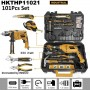 Impact Tool Kit 102 Pieces