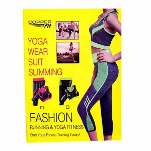 Yoga Wear Suit Slimming For Ladies