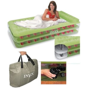 INTEX AIR BED SINGLE – TWO LAYERS 67716