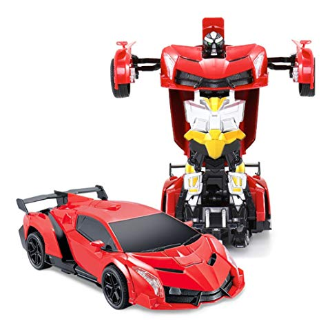 Double Power Robot Cars Toys in Pakistan