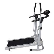 Bodyfit Manual Treadmill Machine LS-MT888A