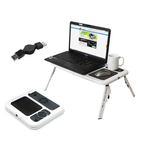 E-Table - Portable Table For Laptops price in Pakistan