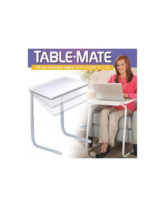 Multi-functional Adjustable Table mate IV on Sofa, Chair, Bed,and floor