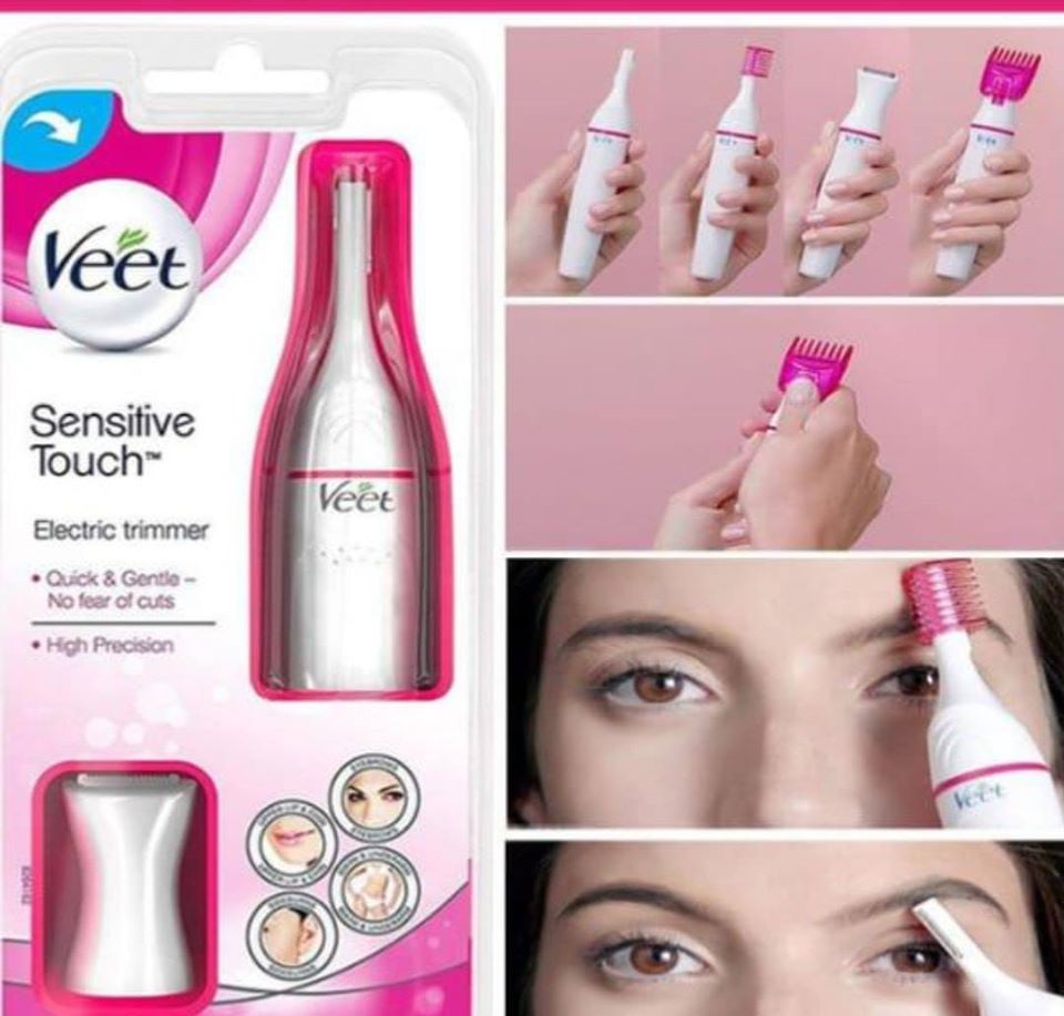 Double Power Veet Sensitive Precision Beauty Styler In Pakistan