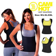 Cami Hot Women's Hot Shapers Shirt